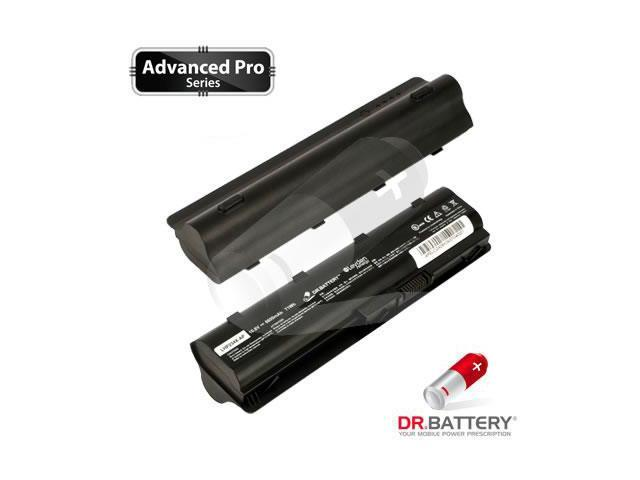 Dr Battery Advanced Pro Series: Laptop / Notebook Battery Replacement for HP G42-464LA (6600 mAh) 10.8 Volt Li-ion Advanced Pro Series Laptop Battery