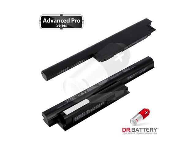 Dr Battery Advanced Pro Series: Laptop / Notebook Battery Replacement for Sony VAIO VGN-CA Series (4400 mAh) 11.1 Volt Li-ion Advanced Pro Series Laptop Battery