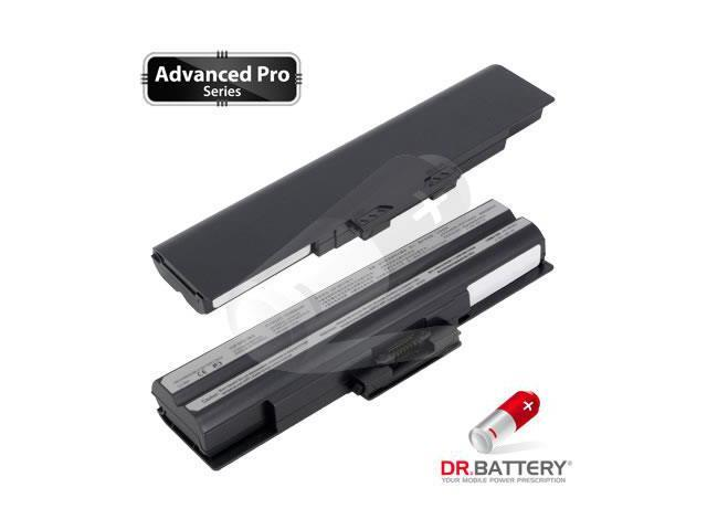 Dr Battery Advanced Pro Series: Laptop / Notebook Battery Replacement for Sony VPCF1290S (4400mAh) 11.1 Volt Li-ion Advanced Pro Series Laptop Battery