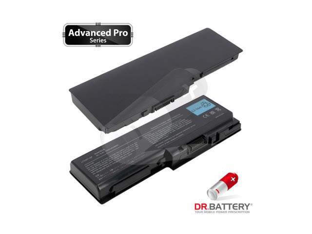 Dr Battery Advanced Pro Series: Laptop / Notebook Battery Replacement for Toshiba Satellite P200-1G2 (4400 mAh) 10.8 Volt Li-ion Advanced Pro Series Laptop Battery