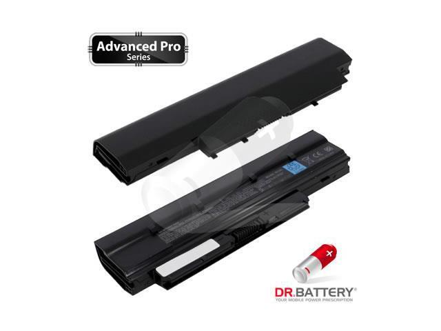 Dr Battery Advanced Pro Series: Laptop / Notebook Battery Replacement for Toshiba Satellite T235 Series (4400 mAh) 10.8 Volt Li-ion Advanced Pro Series Laptop Battery