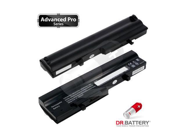 Dr Battery Advanced Pro Series: Laptop / Notebook Battery Replacement for Toshiba Mini NB305-SP1052L (4400 mAh) 10.8 Volt Li-ion Advanced Pro Series Laptop Battery
