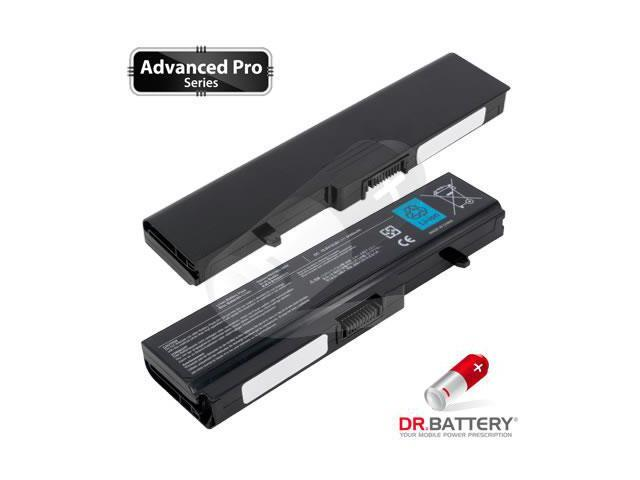 Dr Battery Advanced Pro Series: Laptop / Notebook Battery Replacement for Toshiba Satellite Pro T130 Series (4400 mAh) 10.8 Volt Li-ion Advanced Pro Series Laptop Battery