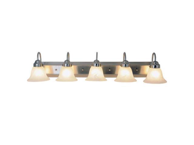 af lighting 617586 38 inch w by 8 inch h by 9 inch e lunar. Black Bedroom Furniture Sets. Home Design Ideas