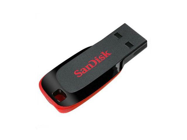 New Sandisk Cruzer Blade 8GB USB 2.0 Flash Pen Drive SDCZ50 CZ50 Mini Memory Disk 8G SDCZ50-008G