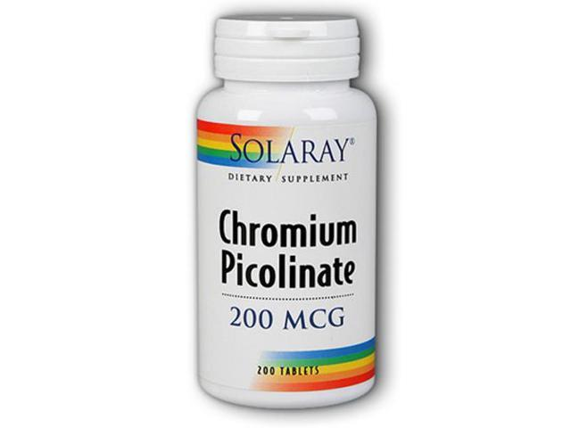 Chromium Picolinate 200mcg - 200 - Tablet