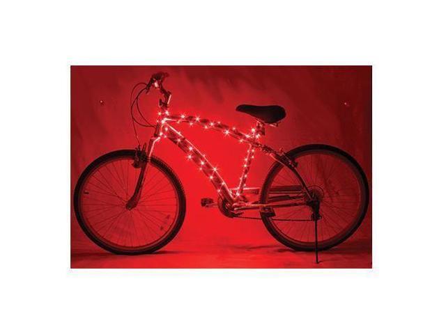 Cosmic Brightz - Red - Bike Light Accessory by Bike Brightz (2446)