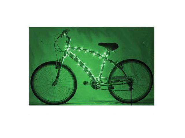 Cosmic Brightz - Green - Bike Light Accessory by Bike Brightz (2460)