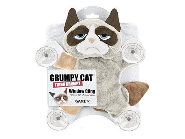 Grumpy Cat Window Cling 10