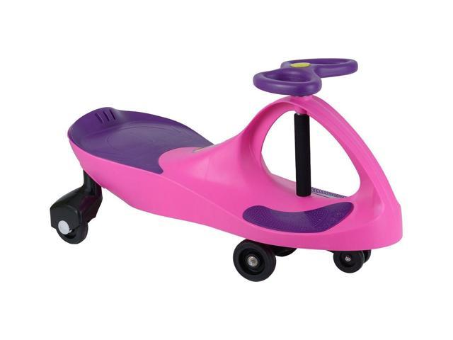 PlaSmart PlasmaCar Ride-On Toy (Pink and Purple)
