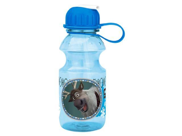 Disney Frozen 14 oz Water Bottle - Olaf & Sven by ZAK Designs (FZND-K872)