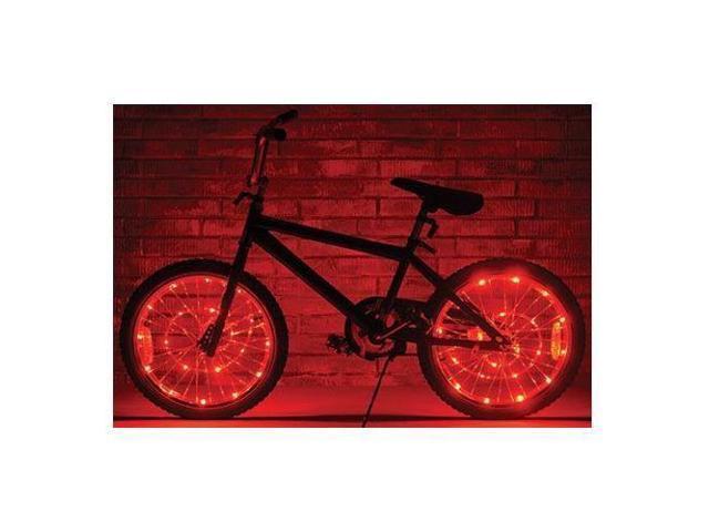 Wheel Brightz - Red - Bike Light Accessory by Bike Brightz (2361)