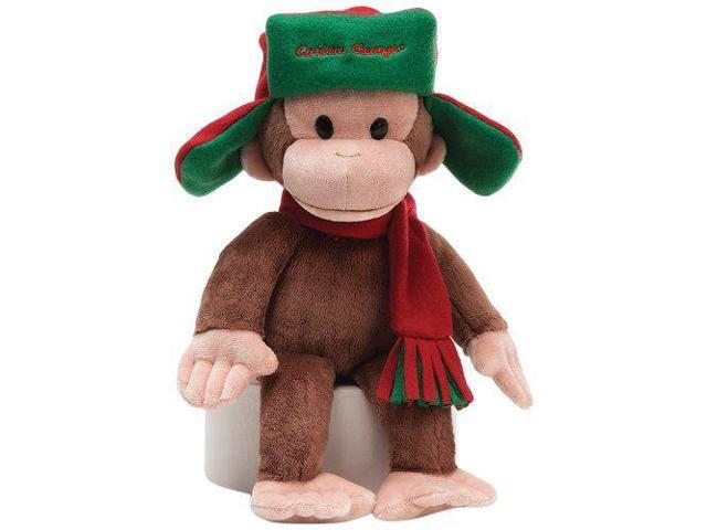 Gund Curious George 14
