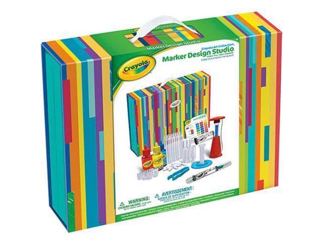 Marker Deign Studio Craft Kit By Crayola 747206