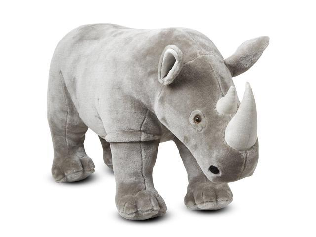 Melissa And Doug 8832 Rhinoceros - Plush