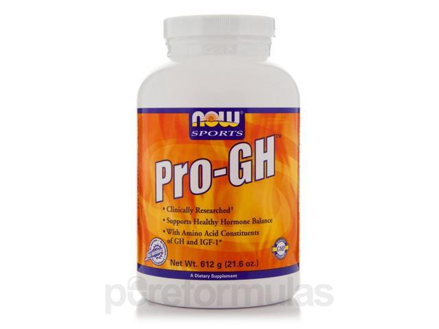 NOW Sports - Pro-GH - 21.6 oz (612 Grams) by NOW