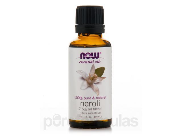 NOW Essential Oils - Neroli Oil - 1 fl. oz (30 ml) by NOW