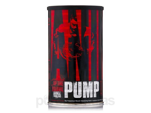 Animal Pump - 30 Packets by Universal Nutrition