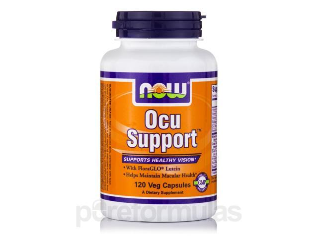 Ocu Support - 120 Veg Capsules by NOW