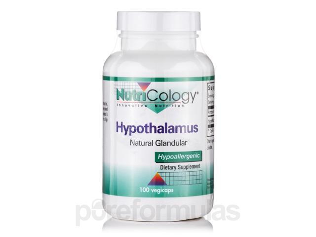 Hypothalamus - 100 Vegicaps by NutriCology