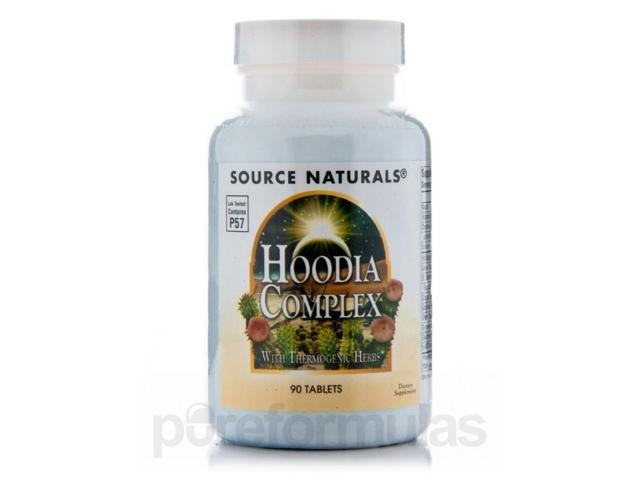 Hoodia Complex - 90 Tablets by Source Naturals
