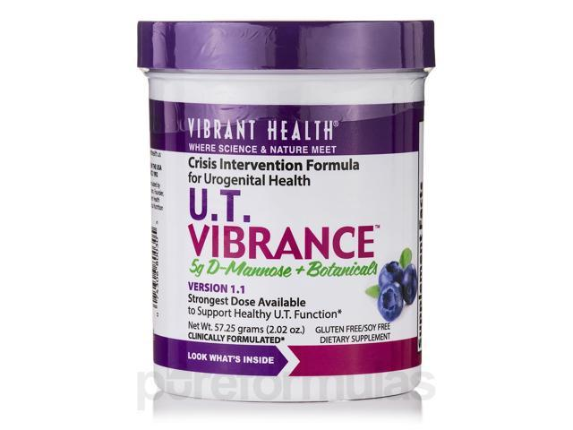 U.T. Vibrance Powder - 2.02 oz (57.25 Grams) by Vibrant Health