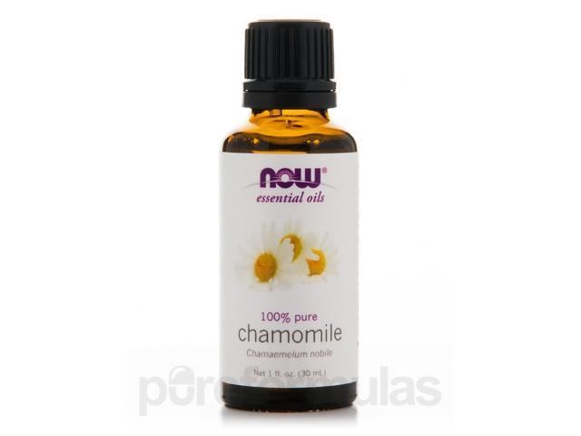 NOW? Essential Oils - Chamomile Oil - 1 fl. oz (30 ml) by NOW