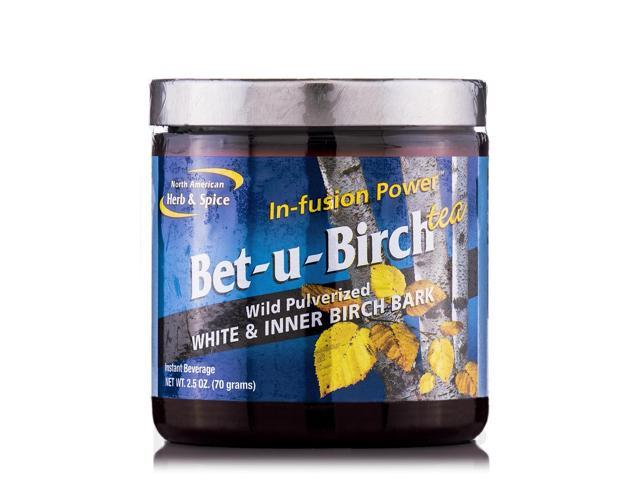 Bet-u-Birch - 2.5 oz (70 Grams) by North American Herb and Spice