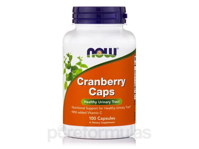 Cranberry Caps - 100 Capsules by NOW
