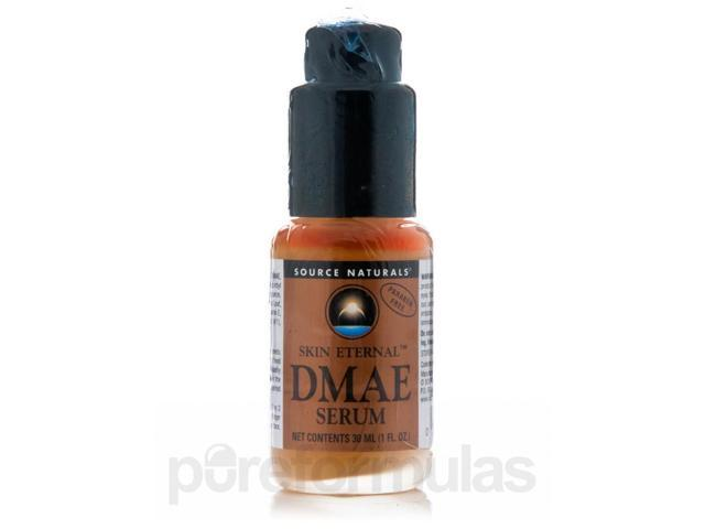 Skin Eternal DMAE Serum - 1 fl. oz (30 ml) by Source Naturals
