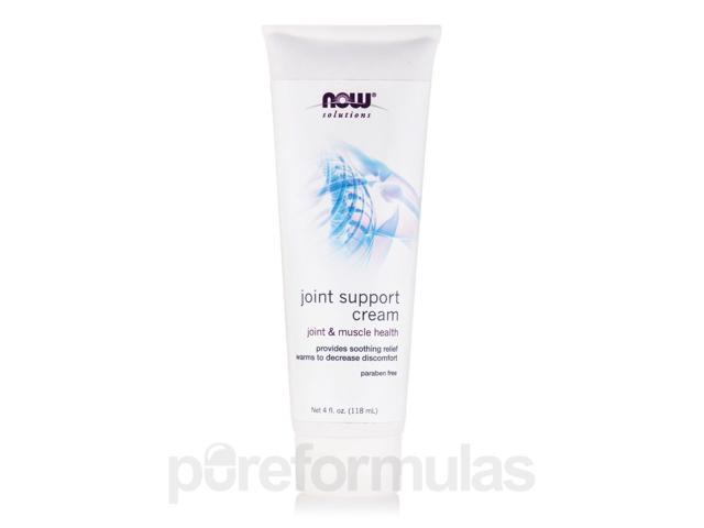 Joint Support Cream - 4 fl. oz (118 ml) by NOW