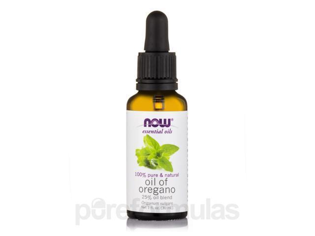 NOW Essential Oils - Oil of Oregano Blend - 1 fl. oz (30 ml) by NOW
