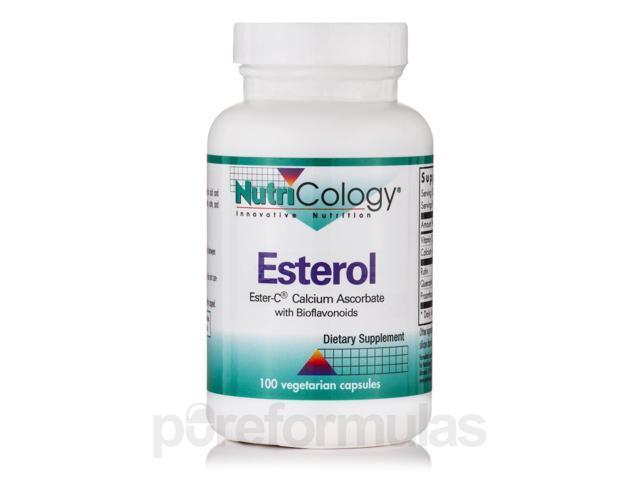 Esterol - 100 Vegetarian Capsules by NutriCology