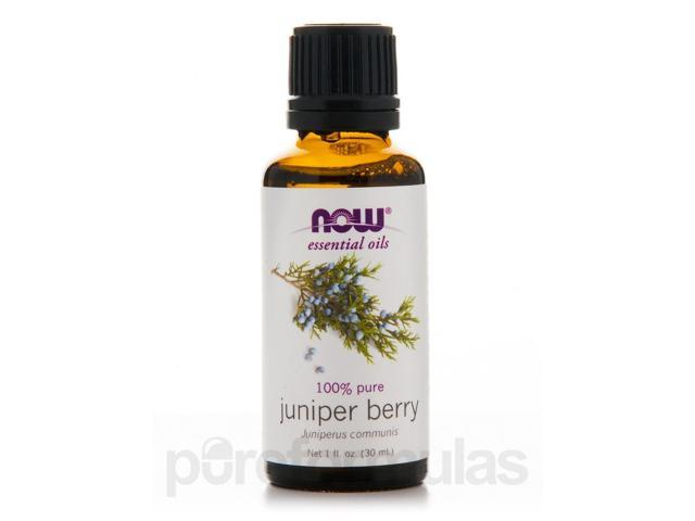 NOW? Essential Oils - Juniper Berry Oil - 1 fl. oz (30 ml) by NOW