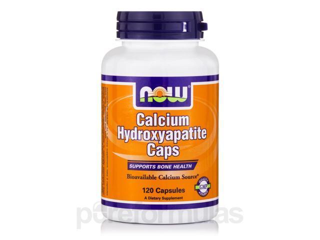 Calcium Hydroxyapatite Caps - 120 Capsules by NOW