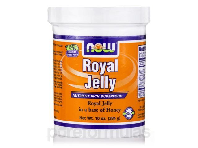 Royal Jelly 30000 mg - 10 oz (284 Grams) by NOW