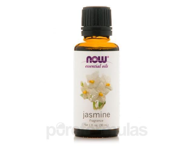 NOW Solutions - Jasmine Oil Blend - 1 fl. oz (30 ml) by NOW