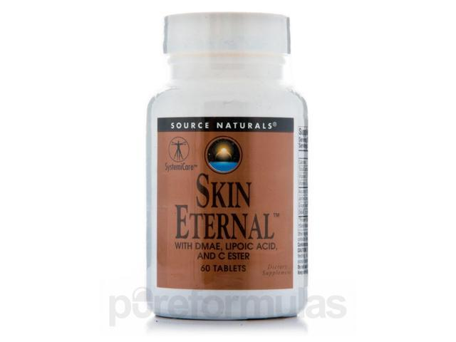 Skin Eternal - 60 Tablets by Source Naturals