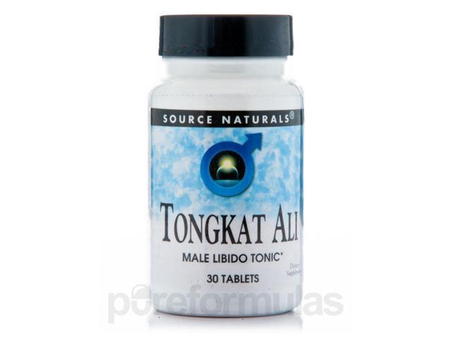 Tongkat Ali - 30 Tablets by Source Naturals