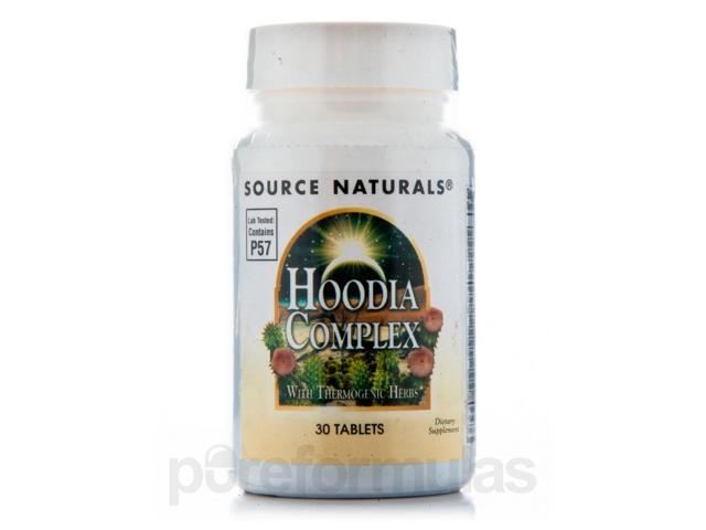Hoodia Complex - 30 Tablets by Source Naturals