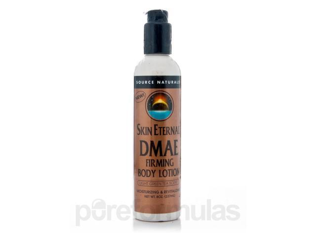 Skin Eternal DMAE Lotion - 8 oz (237 ml) by Source Naturals