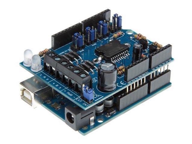 Osepp Motor And Servo Shield Impremedia Net
