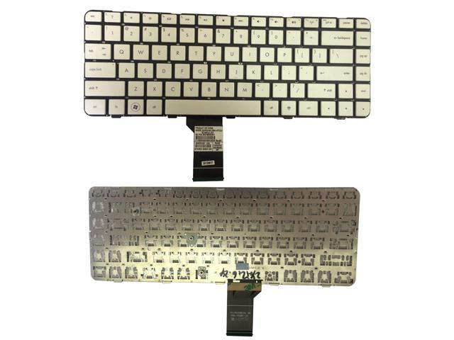 NEW US Keyboard For HP Pavilion DV5-2070US DV5-2072NR DV5-2073NR White Teclado Series Laptop Notebook Accessories Replacement Parts Wholesale QWERTY