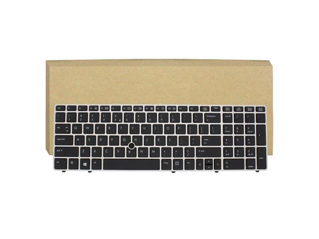 New For HP 6560b 8560p 6565b Keyboard US Pointer SG-39310-XUA SG-39300-XUA Teclado Series Laptop Notebook Accessories Replacement Parts Wholesale QWERTY