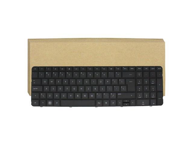 New For HP Pavilion G7-1167DX Keyboard Black US Layout 636376-AB1 Teclado Series Laptop Notebook Accessories Replacement Parts Wholesale QWERTY