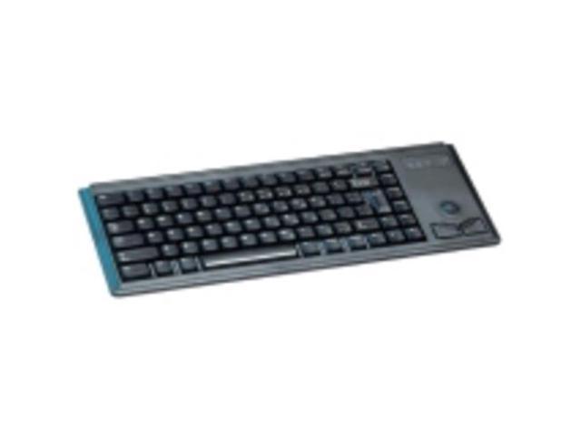 Cherry Ultraslim Usb Keyboard - Usb - Black