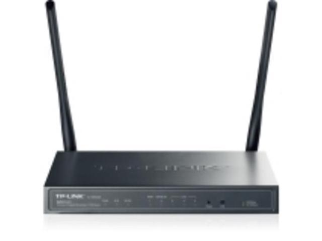 Tp-link Safestream Tl-er604w Ieee 802.11n  Wireless Router