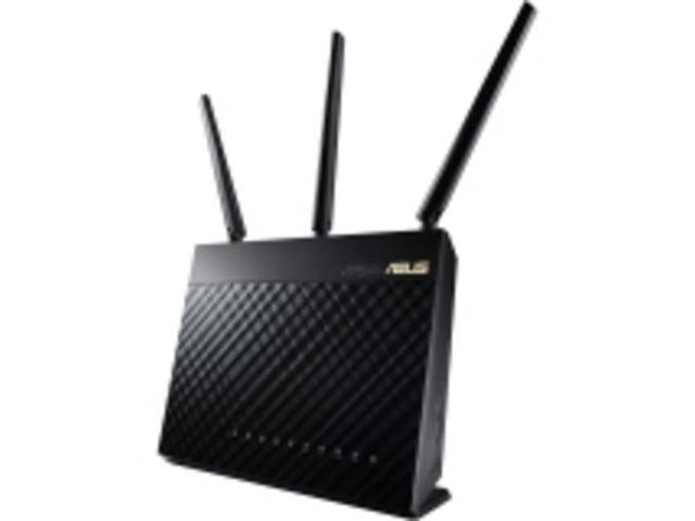 Asus Rt-ac68u Ieee 802.11ac Ethernet Wireless Router - 2.40