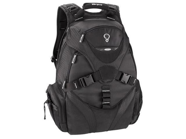 Targus Voyager Notebook Backpack - Backpack - Black
