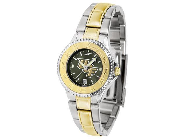 NCAA Central Florida Knights Competitor Ladies' Two-Tone AnoChrome Watch